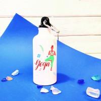 "Бутылка для воды ""Йога"""