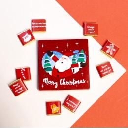 """Шоколад """"Merry christmas"""""""