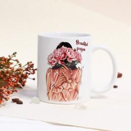 "Кружка ""beautiful season"""