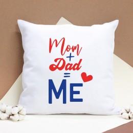 "Подушка ""Мама, папа, я"""