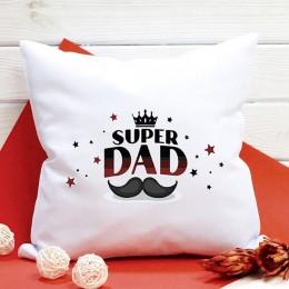 """Подушка """" Super dad"""""""