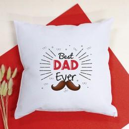 """Подушка """"Best dad ever"""""""